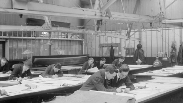 SHIPBUILDING DURING THE FIRST WORLD WAR